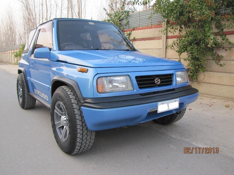 Suzuki Vitara - 1993 ??? Image-1