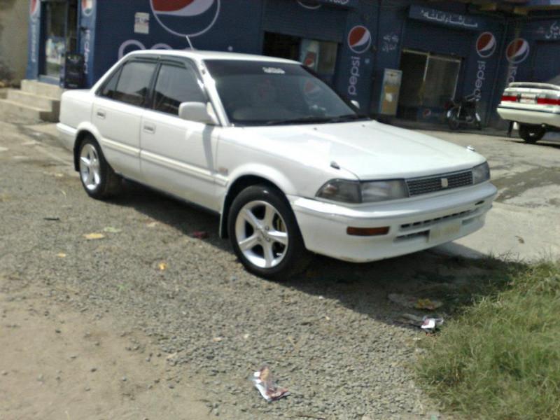 Toyota Corolla - 1990 E90 (PASHA G) Image-1