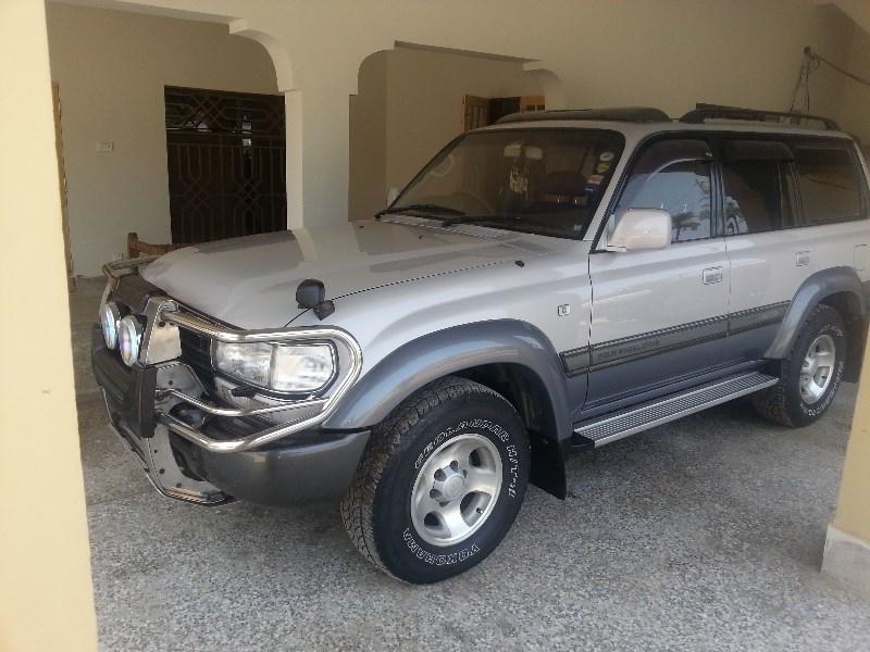 Toyota Land Cruiser - 1997 LC Image-1