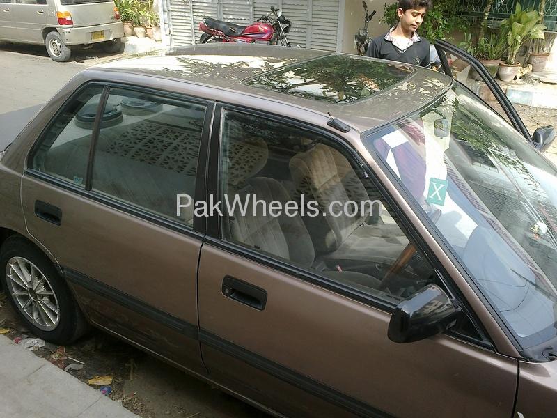 Honda Civic - 1991 Joon Image-1