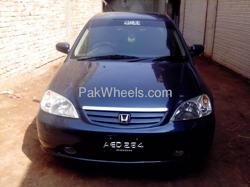Honda Civic - 2002 solled 825000 Image-1