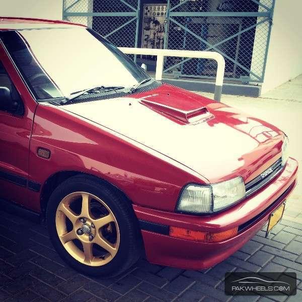 Daihatsu Charade - 1987 R3D bULL Image-1