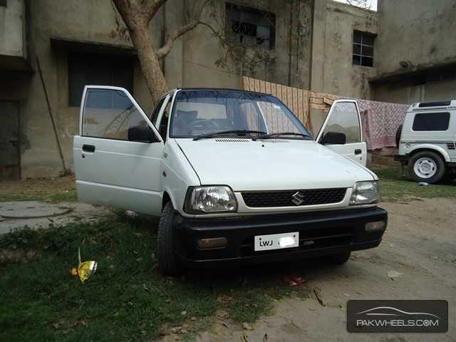 Suzuki Mehran - 2006 Haci Image-1