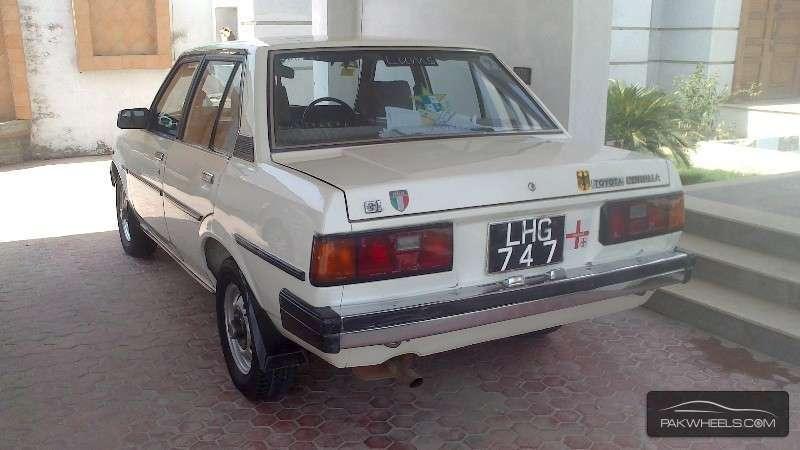 Toyota Corolla - 1982 corolla 82 Image-1