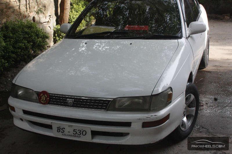 Toyota Corolla - 1994 suhaib humayun Image-1