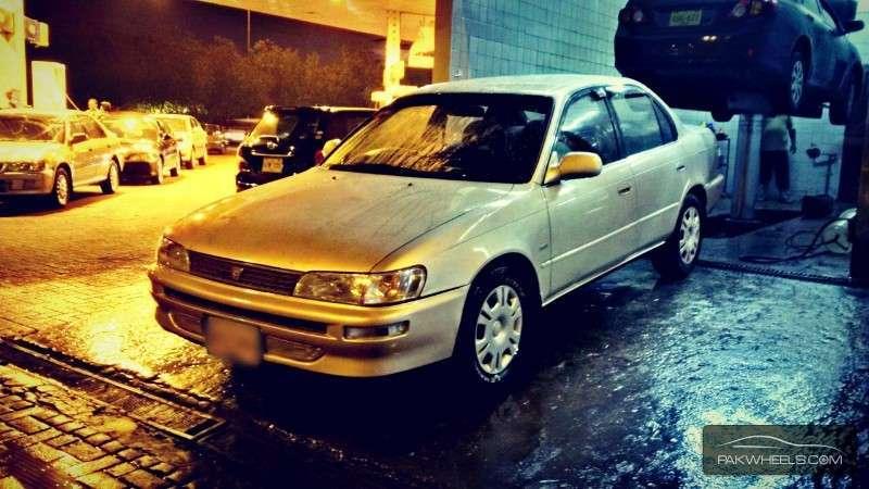 Toyota Corolla - 1996 sam Image-1