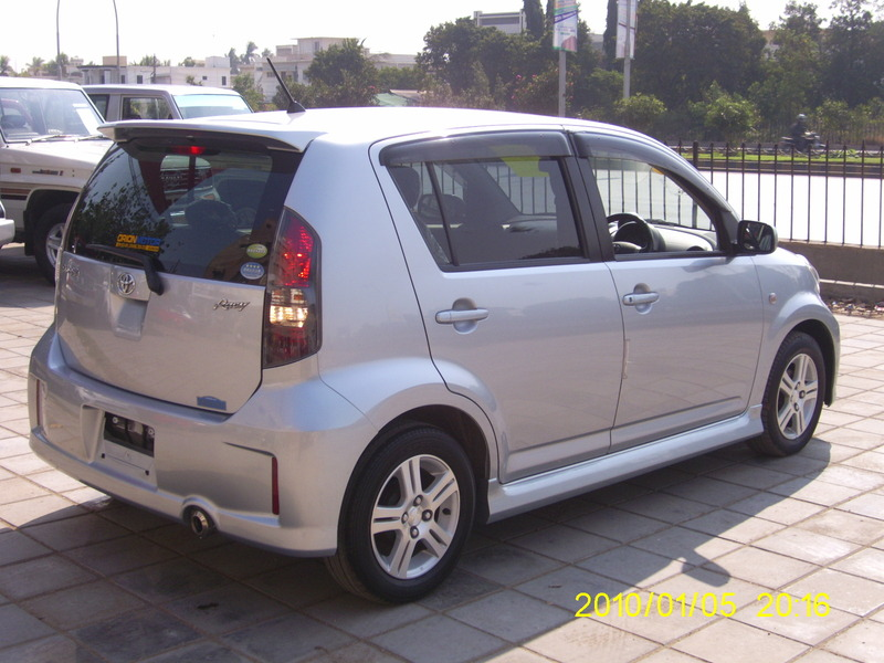 Toyota Passo 2007 Of Orion Member Ride 20156 Pakwheels