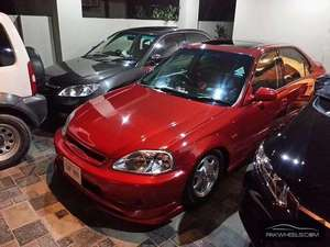 Honda Civic - 2000