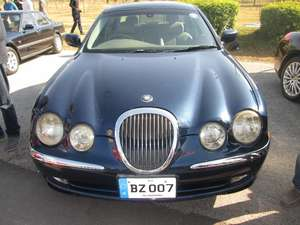 Jaguar S Type - 2002