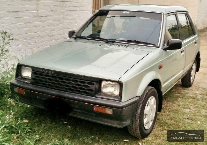 Daihatsu Charade - 1984 Turbo Diesel Image-1