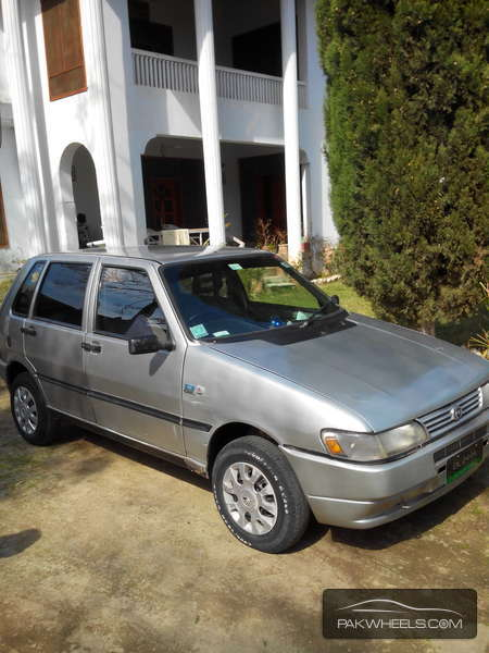 Fiat Uno - 2001 ahmed Image-1