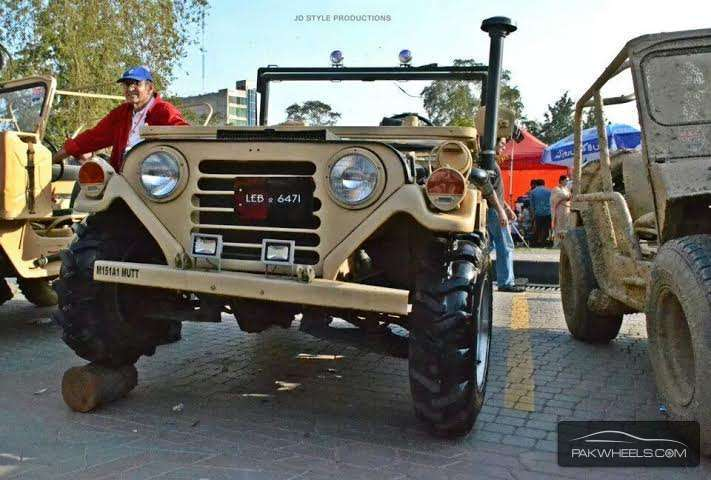 Ford Other - 1980 Mutt Jeep Image-1