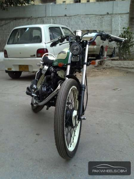 Honda CG 125 - 1982 ali Image-1