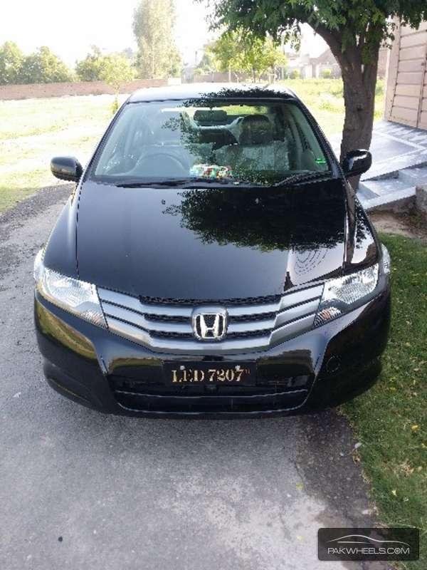 Honda City - 2014 Blackee Image-1