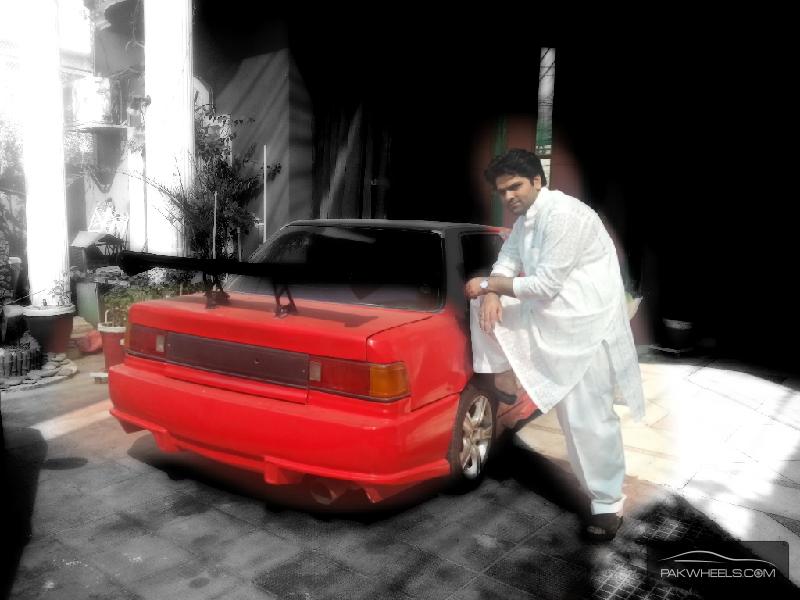 Honda Civic - 1988  Image-1