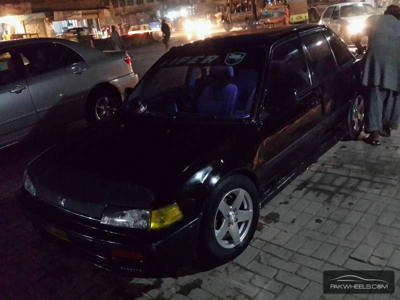 Honda Civic - 1988 Jadu1982 Image-1