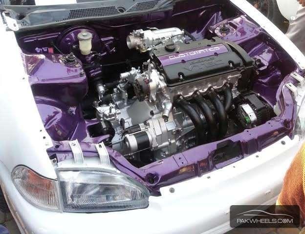 Honda Civic - 1995 Maa devil Image-1