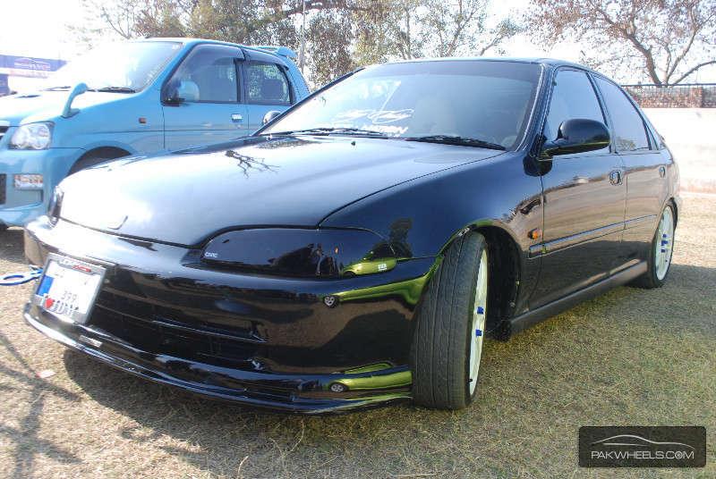 Honda Civic - 1995 Hunny Image-1