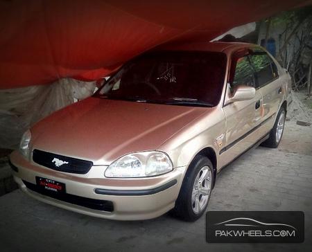 Honda Civic - 1996 yaman Image-1