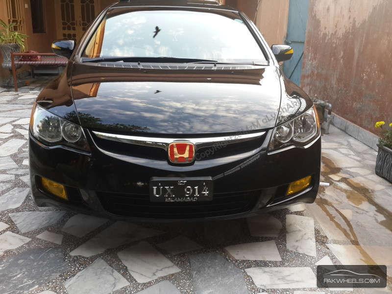 Honda Civic - 2012 NoN-PrOsMaTeC Image-1