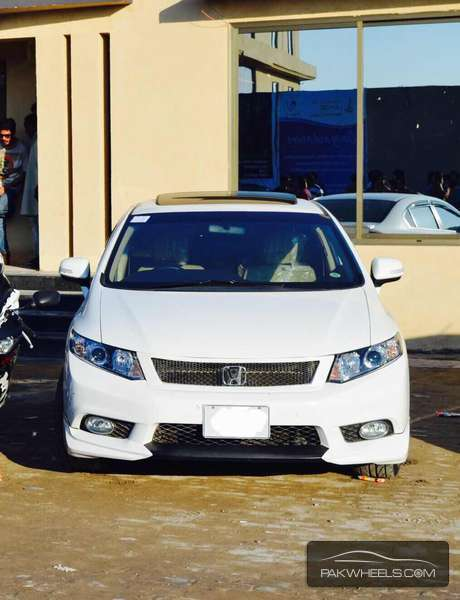 Honda Civic - 2015 KinG Mobile Image-1