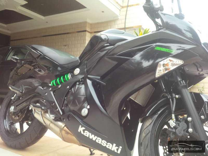 Kawasaki Ninja 650R - 2015 Ninja  Image-1