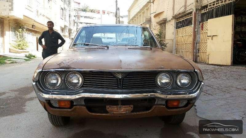 Mazda 929 - 1974  Image-1