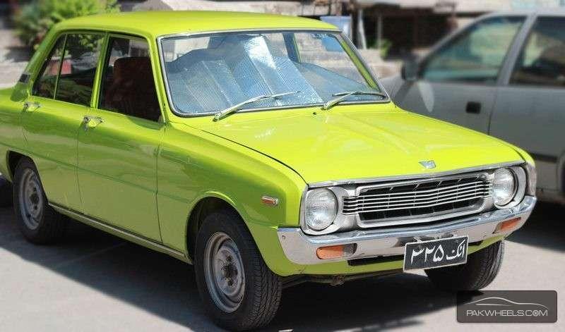 Mazda 1300 - 1974 Helen Image-1