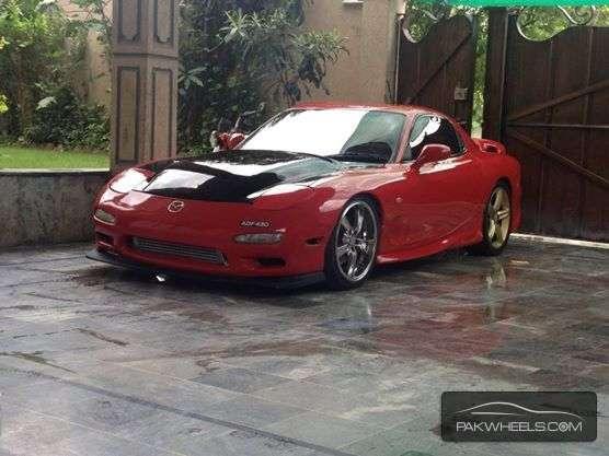 Mazda Rx  Used Car Prices