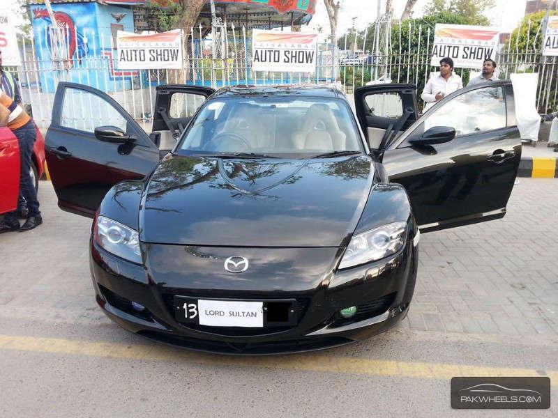 Mazda RX8 - 2013 Lord Sultan Image-1