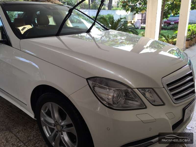 Mercedes Benz E Class - 2013 Tahir Image-1