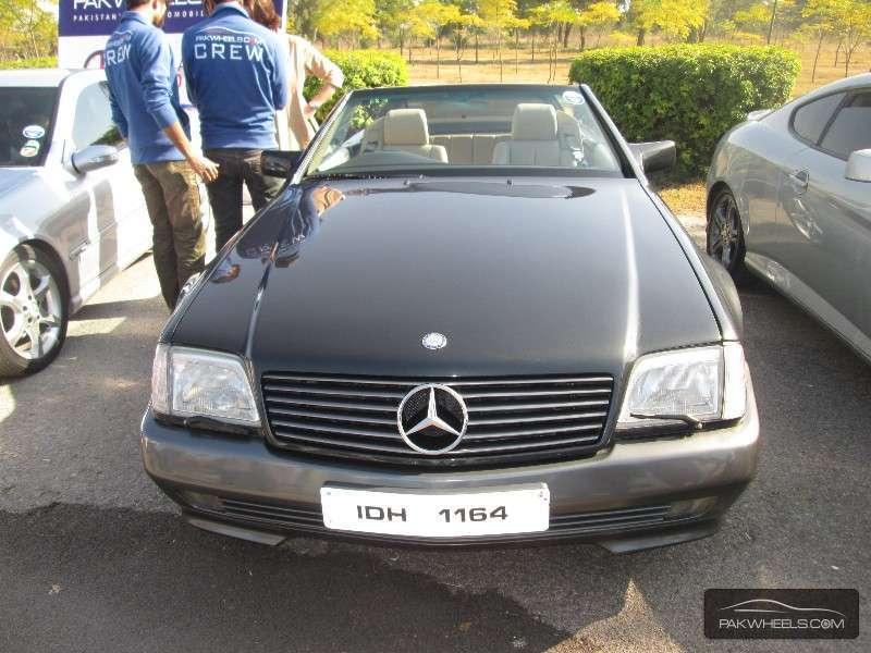 Mercedes Benz Sl Class - 1992  Image-1