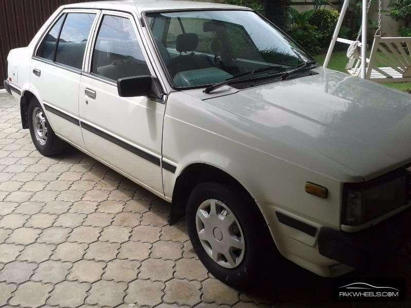 Nissan Sunny - 1985 Nissan Sunny  Image-1