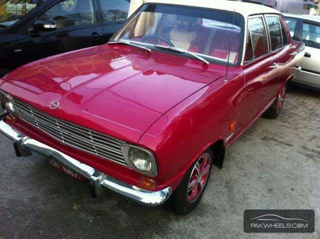 Opel Kadet - 1966 Red Beauty Image-1