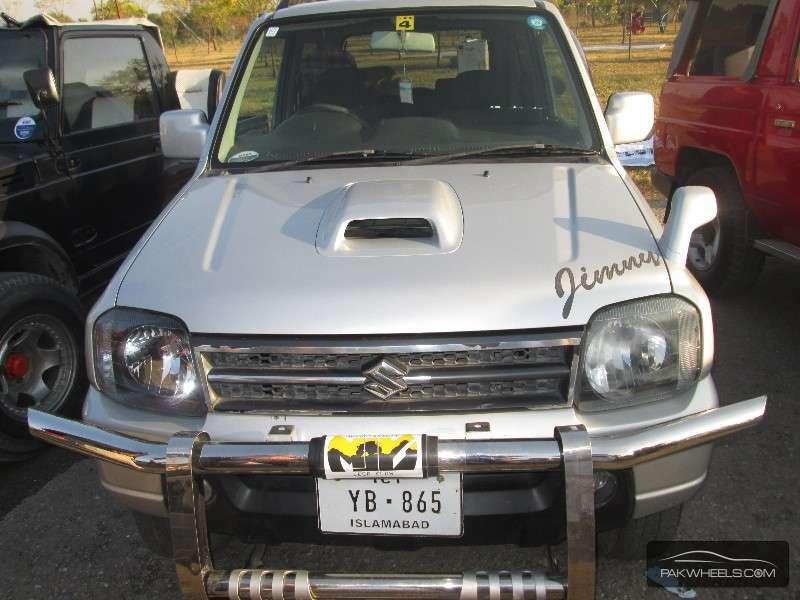 Suzuki Jimny - 2007  Image-1