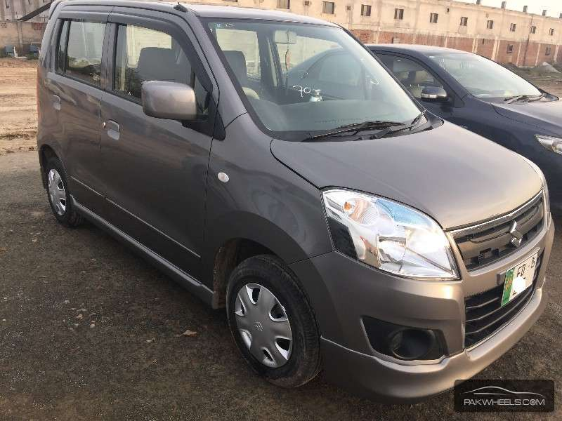 Cars For Sale In Pakistan >> Suzuki Wagon R 2015 of m_kaisar - Member Ride 22297 | PakWheels