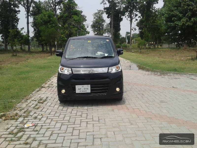 Suzuki Wagon R Stingray - 2013  Image-1