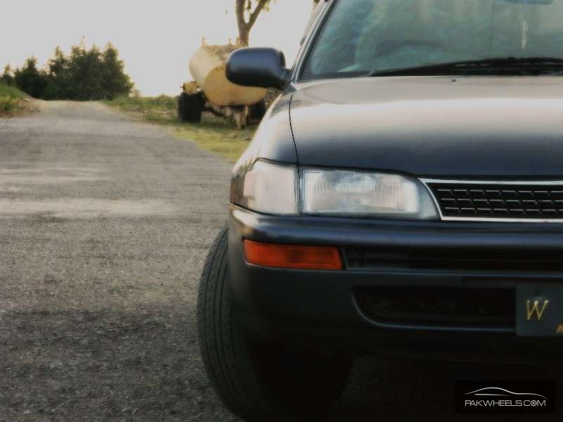 Toyota Corolla - 1996 sonu ride Image-1
