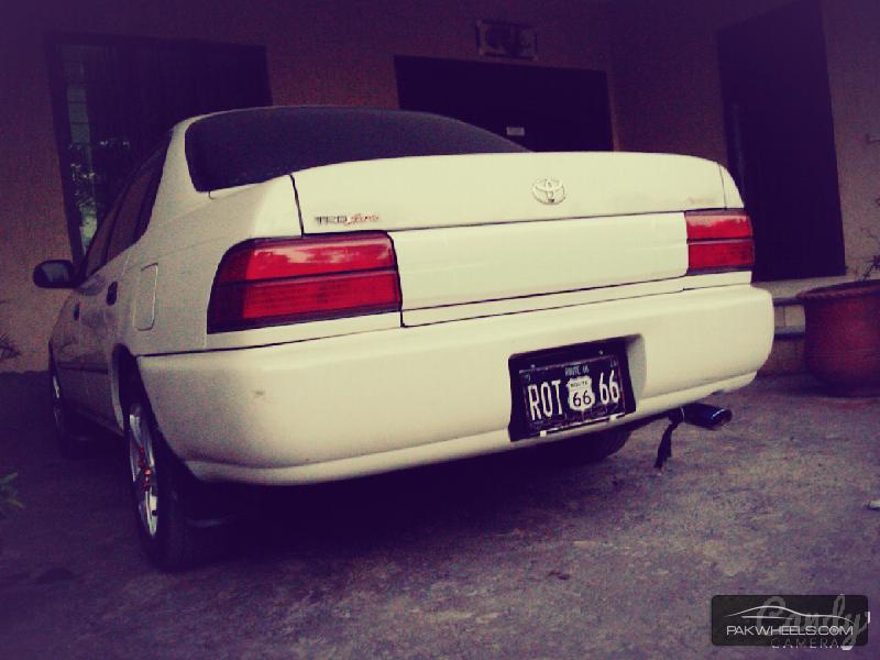 Toyota Corolla - 1998 jdm Image-1
