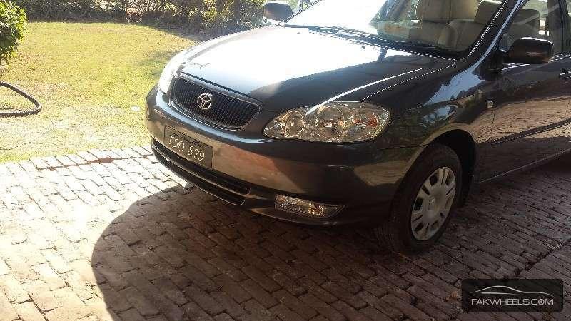 Toyota Corolla - 2007 rolla Image-1