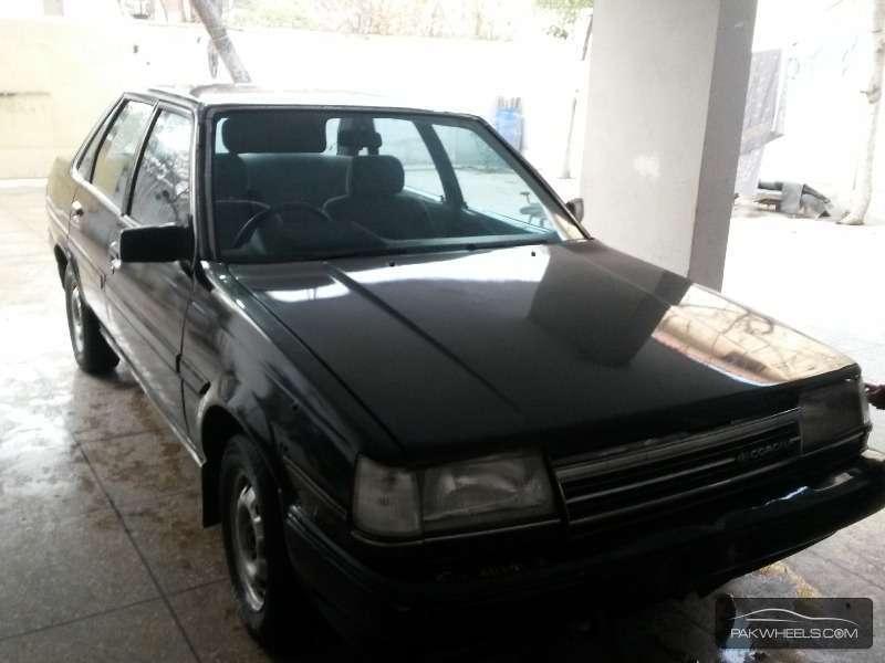 Toyota Corona - 1986 im Image-1