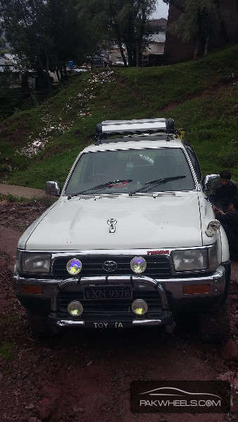 Toyota Hilux - 1992 Monster machine Image-1