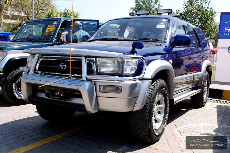 Toyota Hilux - 1996  Image-1