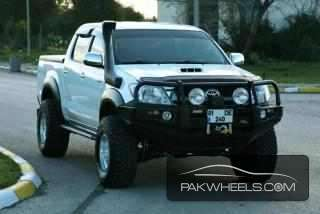 Toyota Hilux - 2008  Image-1