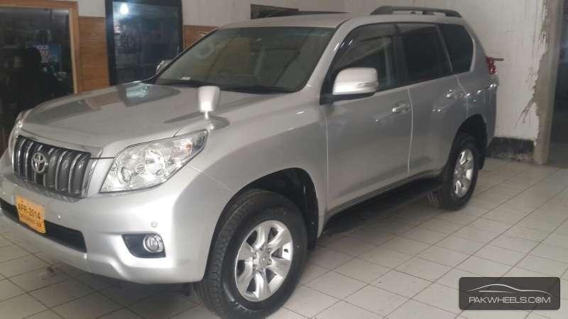 Toyota Prado - 2010 Prado Image-1
