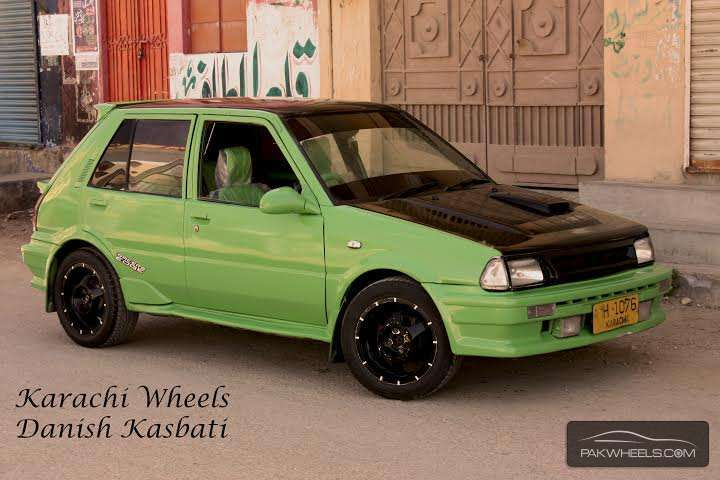 Toyota Starlet - 1986  Image-1