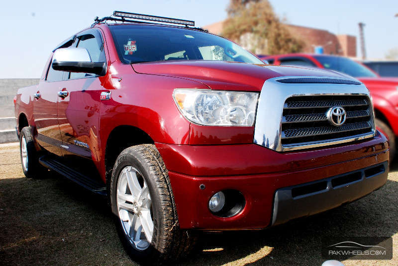 Toyota Tundra - 2007  Image-1