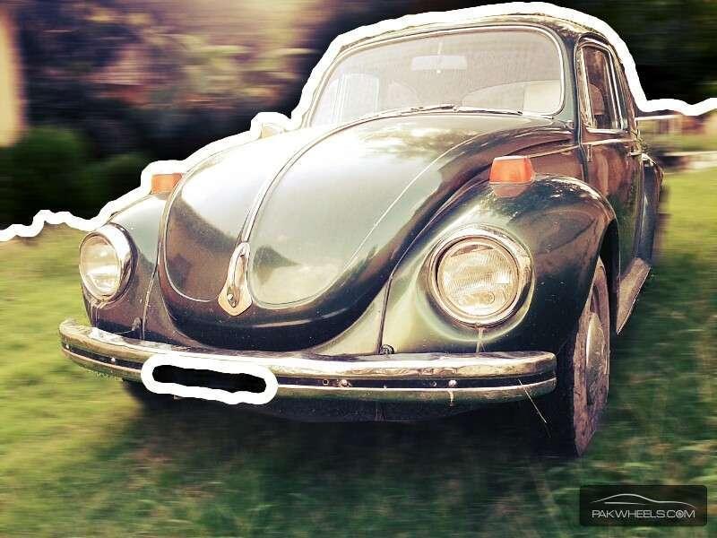 Volkswagen Beetle - 1970 Beetle Image-1