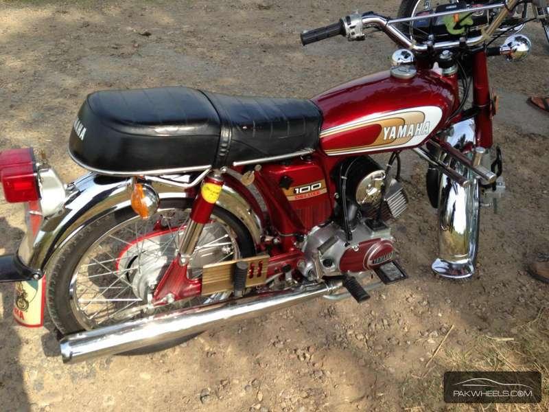 Yamaha Royale YB 100 - 1984 Naqash Image-1