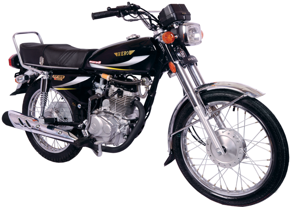 Hero RF 125 2018 Price in Pakistan, Overview and Pictures